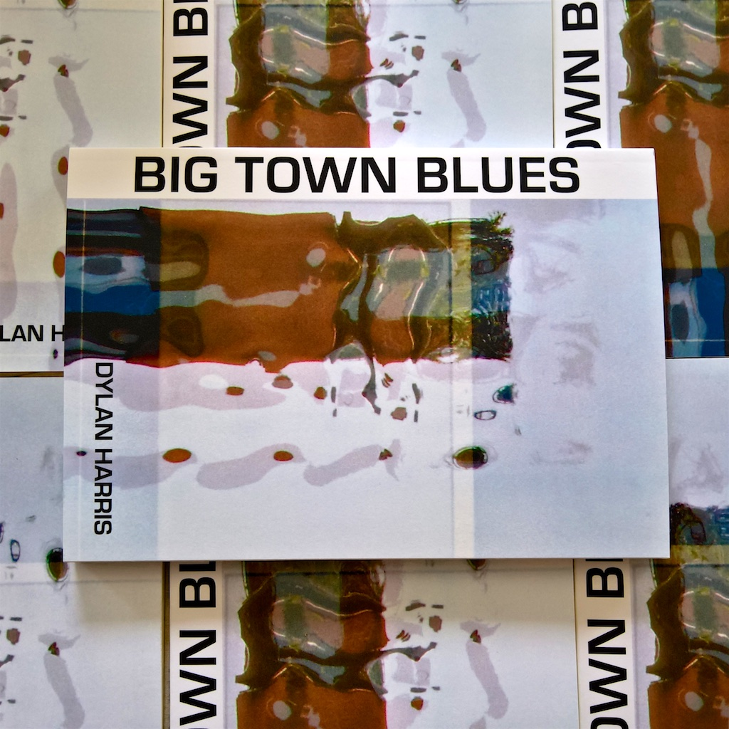 big town blues book cover